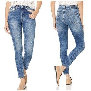 Calvin Klein Jeans CKJ010 High Rise Skinny Ankle